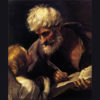 "Guido Reni ""St Matthew and the Angel"""