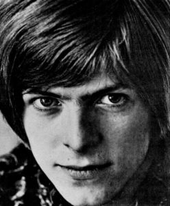Bowie in 1967