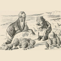 The Walrus & The Carpenter by Lewis Carroll