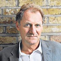 Sir Andrew Motion - former poet laureate