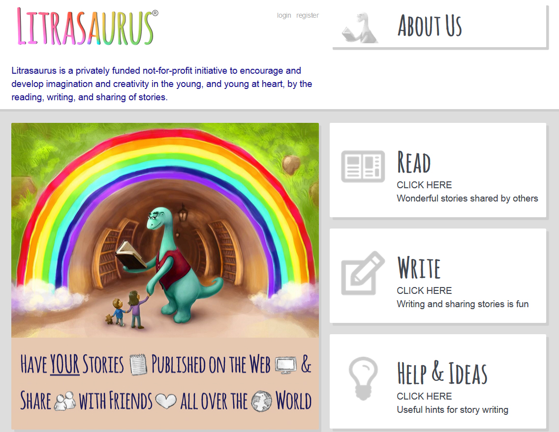 Litrasaurus Home Page