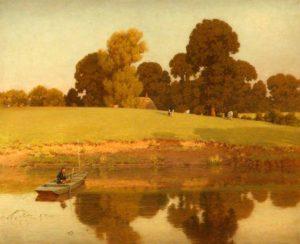 Leslie, George Dunlop, 1835-1921; September Sunshine