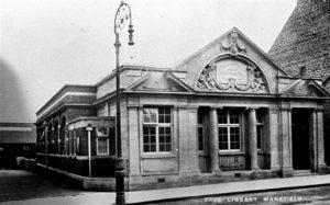 Carnegie Library Macclesfield