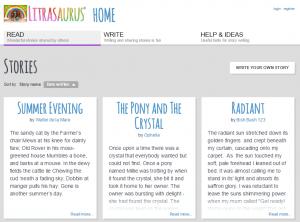 Read Write & Share Stories on www.Litrasaurus.com