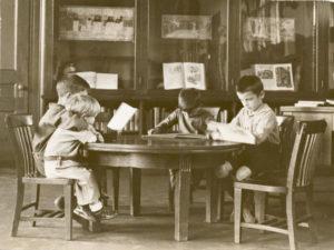 Children Reading for Pleasure