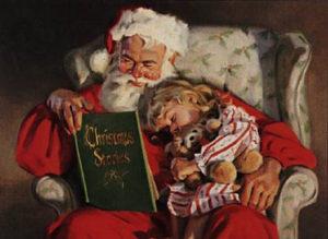 Christmas Stories - Litrsaurus