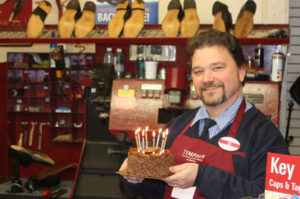 """Timpson """"We believe the best way to give great customer service is to give freedom to the colleagues that serve customers."""""""