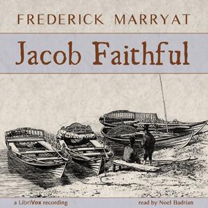"""Jacob Faithful"" by Frederick (Captain) Marryat"