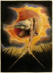 """The Ancient Of Days"" William Blak"