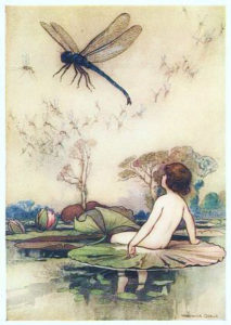 """""""The Water Babies, , A Fairy Tale for a Land Baby"""" by Charles Kingsley"""