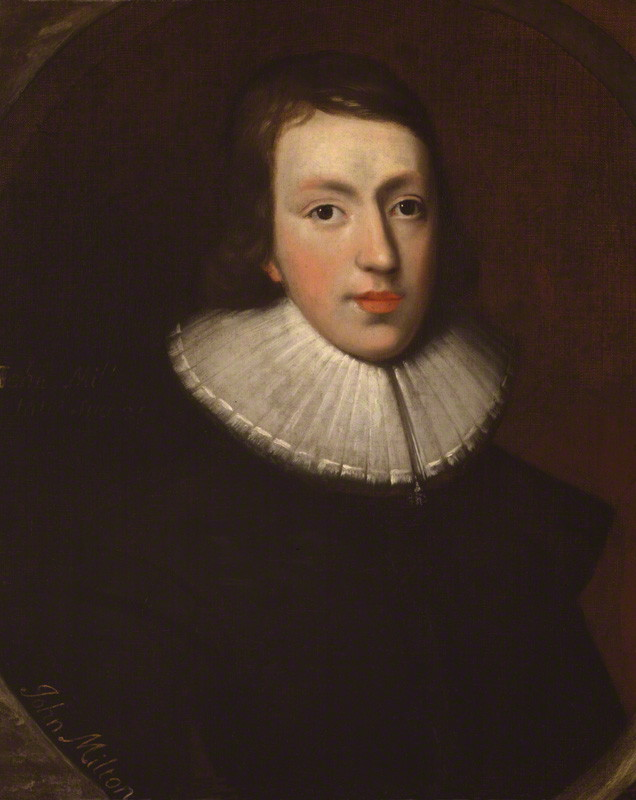John Milton 1608 - 1674